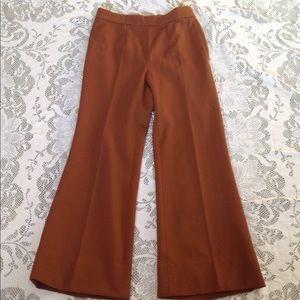 Pants - Vintage High-Waisted Slacks Size Small
